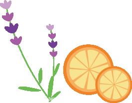 柑橘系の香り